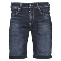 Textil Homem Shorts / Bermudas Le Temps des Cerises JOGG BERMUDA Azul / Preto