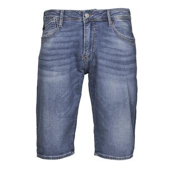 Textil Homem Shorts / Bermudas Le Temps des Cerises JOGG BERMUDA Azul