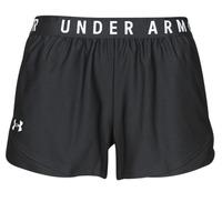 Textil Mulher Shorts / Bermudas Under Armour PLAY UP SHORTS 3.0 Preto