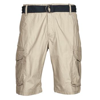 Textil Homem Shorts / Bermudas Petrol Industries SHORT CARGO Bege
