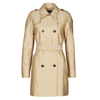 Textil Mulher Trench Esprit TRENCH COURT Bege