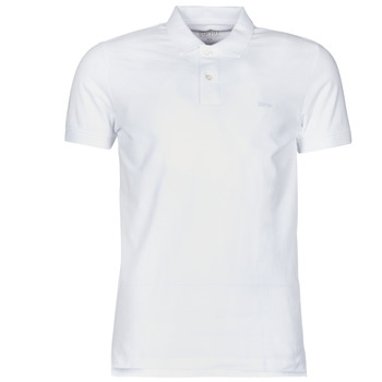 Textil Homem Polos mangas curta Esprit COO N PI PO SS Branco