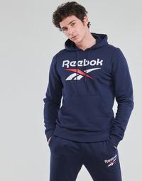 Textil Homem Sweats Reebok Classic RI FT OTH BL HOODIE Azul