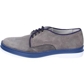 Sapatos Homem Sapatos & Richelieu Viva Clássico BK919 Cinza