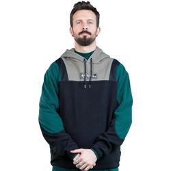 Textil Homem Sweats Sergio Tacchini Sweatshirt  Bliss noir/gris/vert
