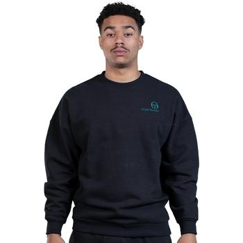 Textil Homem Todos os fatos de treino Sergio Tacchini Sweatshirt  Brooklyn noir