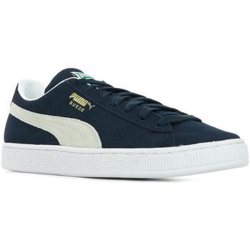 Sapatos Homem Sapatilhas Puma Suede Classic XXL Azul