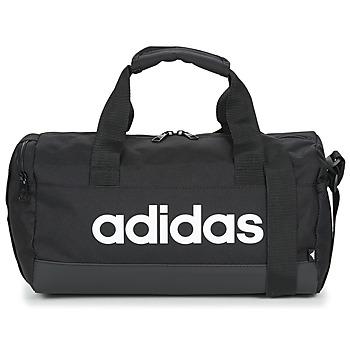 Malas Saco de desporto adidas Performance LIN DUFFLE XS Preto