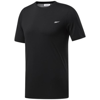 Textil Homem T-Shirt mangas curtas Reebok Sport Wor Comm Tech Tee Preto