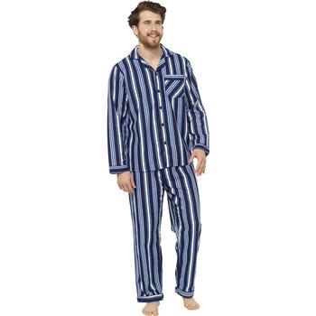 Textil Homem Pijamas / Camisas de dormir Tom Franks  Marinha