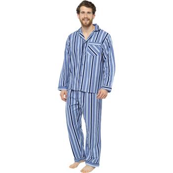 Textil Homem Pijamas / Camisas de dormir Tom Franks  Azul