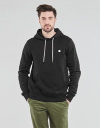 Textil Homem Sweats Element CORNELL CLASSIC HO Preto