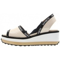 Sapatos Mulher Sapatilhas Dombers RUNWAY D10007 Bege