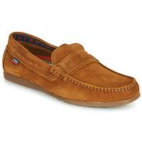 Sapatos Homem Mocassins CallagHan DRIVELINE Castanho
