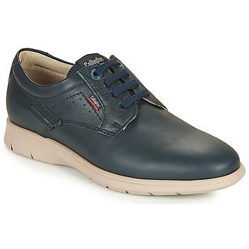 Sapatos Homem Sapatos CallagHan ASTON Azul