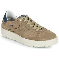 Sapatos Homem Sapatilhas CallagHan RED Bege