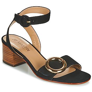 Sapatos Mulher Sandálias JB Martin OLAK Preto