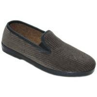Sapatos Homem Chinelos Cbp - Conbuenpie Zapato de mujer de piel con cuña by PEPE MENARGUES (TUPIE) Gris