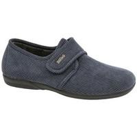 Sapatos Homem Chinelos Cbp - Conbuenpie Zapato de mujer de piel con cuña by PEPE MENARGUES (TUPIE) Bleu