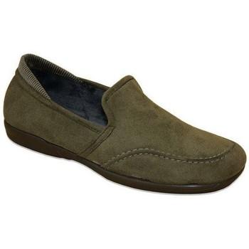 Sapatos Homem Chinelos Cbp - Conbuenpie Zapato de mujer de piel con cuña by PEPE MENARGUES (TUPIE) Vert