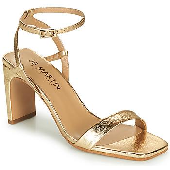 Sapatos Mulher Sandálias JB Martin 1DITA Ouro