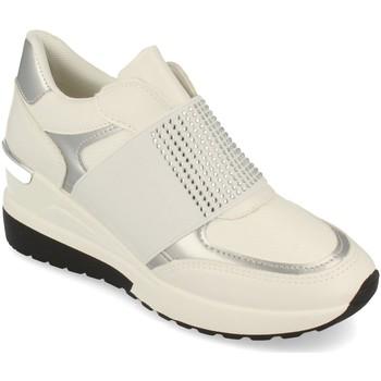 Sapatos Mulher Slip on Ainy MY2708 Blanco