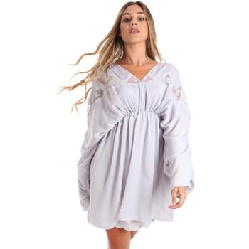 Textil Mulher Vestidos curtos Fracomina FR20SMBARBARA Azul