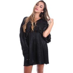 Textil Mulher Vestidos curtos Fracomina FR20SMBARBARA Preto