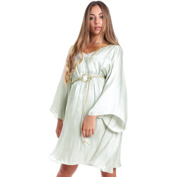 Textil Mulher Vestidos curtos Fracomina FR20SMELISABETH Verde