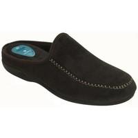 Sapatos Homem Chinelos Cbp - Conbuenpie Zapato de mujer de piel con cuña by PEPE MENARGUES (TUPIE) Marron