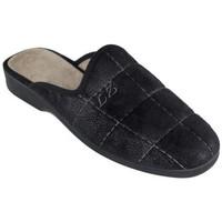 Sapatos Homem Chinelos Cbp - Conbuenpie Zapato de mujer de piel con cuña by PEPE MENARGUES (TUPIE) Noir
