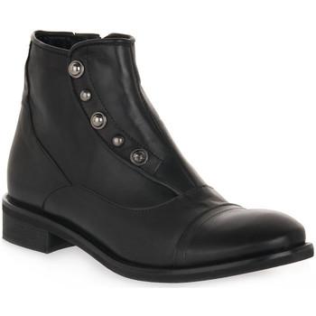 Sapatos Mulher Botins Priv Lab 3135 SQUAMA NERO Nero
