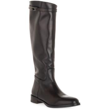 Sapatos Mulher Botas Priv Lab MORO NATURE Marrone