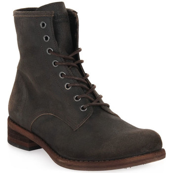 Sapatos Homem Botas baixas Felmini NOUMERAT TOPO Grigio