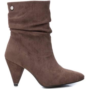Sapatos Mulher Botins Xti 35094 TAUPE Marrón claro