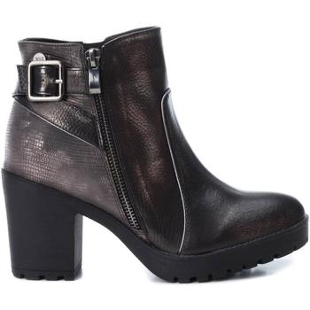 Sapatos Mulher Botins Xti 48608 PLOMO Gris oscuro
