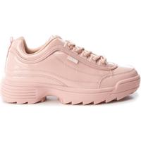 Sapatos Mulher Sapatilhas Xti 48657 NUDE Rosa