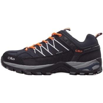 Sapatos Homem Sapatilhas de corrida Cmp Rigel WP Cinzento, Grafite