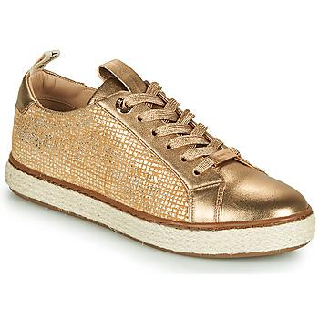 Sapatos Rapariga Sapatilhas JB Martin 1INAYA Ouro