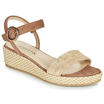 Sapatos Rapariga Sandálias JB Martin 1JADENA Castanho