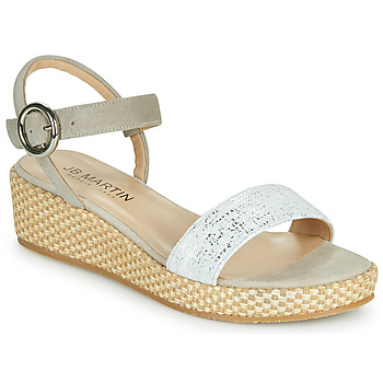 Sapatos Rapariga Sandálias JB Martin 1JADENA Branco