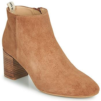 Sapatos Rapariga Botas JB Martin 3ALIZE Castanho