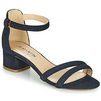 Sapatos Rapariga Sandálias JB Martin MACABO Marinho