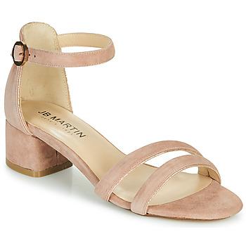 Sapatos Rapariga Sandálias JB Martin MACABO Castanho