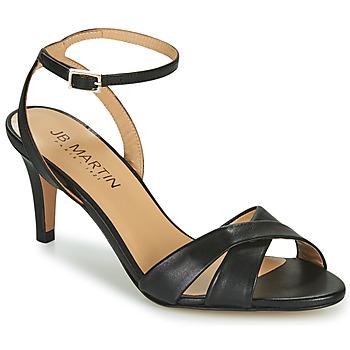 Sapatos Mulher Sandálias JB Martin POETIE Preto