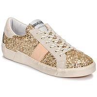 Sapatos Mulher Sapatilhas Meline NKC1381 Ouro