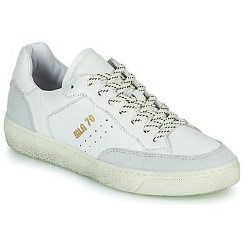 Sapatos Mulher Sapatilhas Meline CAR140 Branco