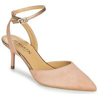 Sapatos Mulher Sandálias JB Martin TWISTO Castanho