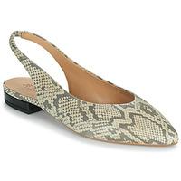 Sapatos Mulher Sabrinas JB Martin VELANI Branco / Preto