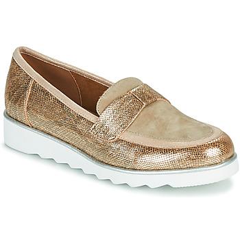 Sapatos Mulher Mocassins Sweet BETOUN Ouro